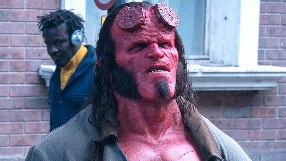 New Report Reveals The Very Troubled Production Of Hellboy
