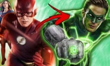 New Synopsis For The Flash Teases A Green Lantern Villain