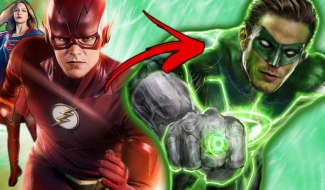 Elseworlds Part 2 Teased Green Lantern In The Arrowverse