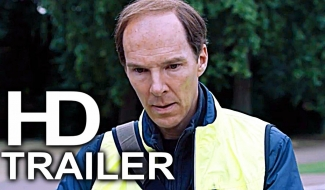 Benedict Cumberbatch's Nearly Bald In First Trailer For Brexit