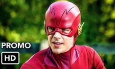 First Trailer For The Flash Season 6 Races Online