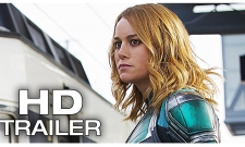 New Captain Marvel Featurette Takes Us Behind The Scenes