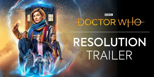 Doctor Who New Year's Special