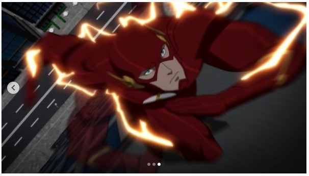 New Reign Of The Supermen Photos Reveal The Flash, Wonder