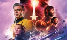 Gorgeous Star Trek: Discovery Season 2 Poster Teases The Next Adventure