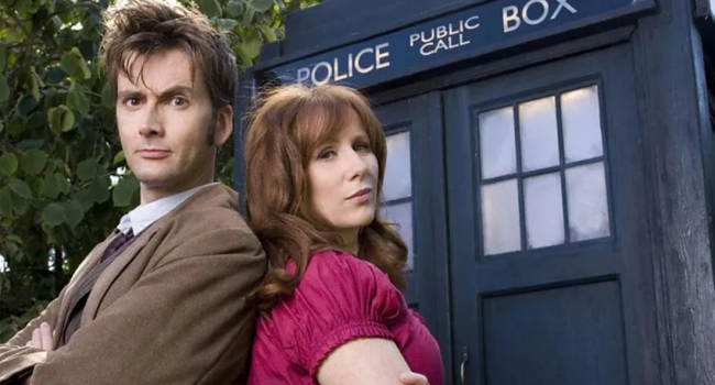 Catherine Tate Says She's Up For A Doctor Who Return