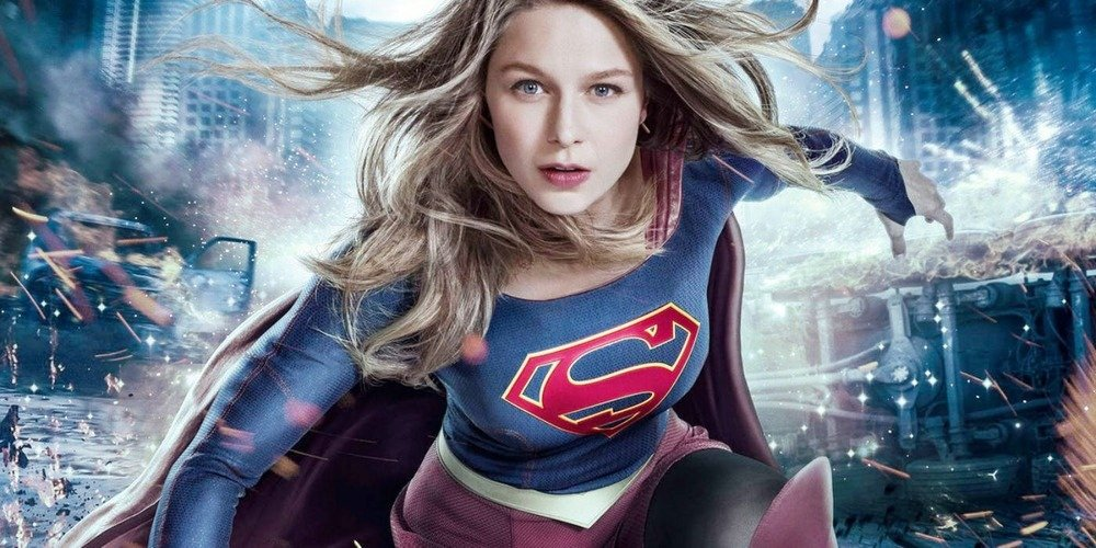 Supergirl In Danger Of Being Cancelled Due To Low Ratings