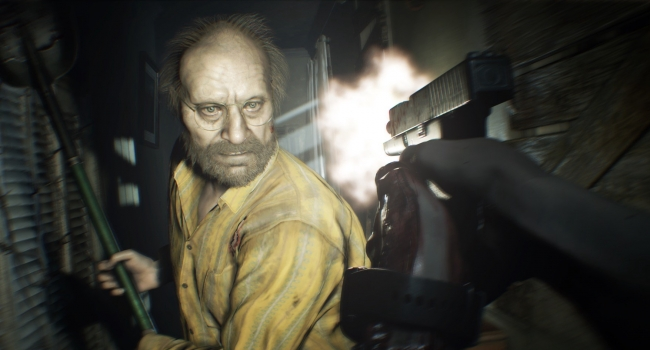 Resident Evil 7 Reportedly Getting Free Next-Gen Upgrades