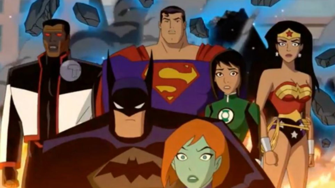 Justice League vs. The Fatal Five Blu-Ray Review