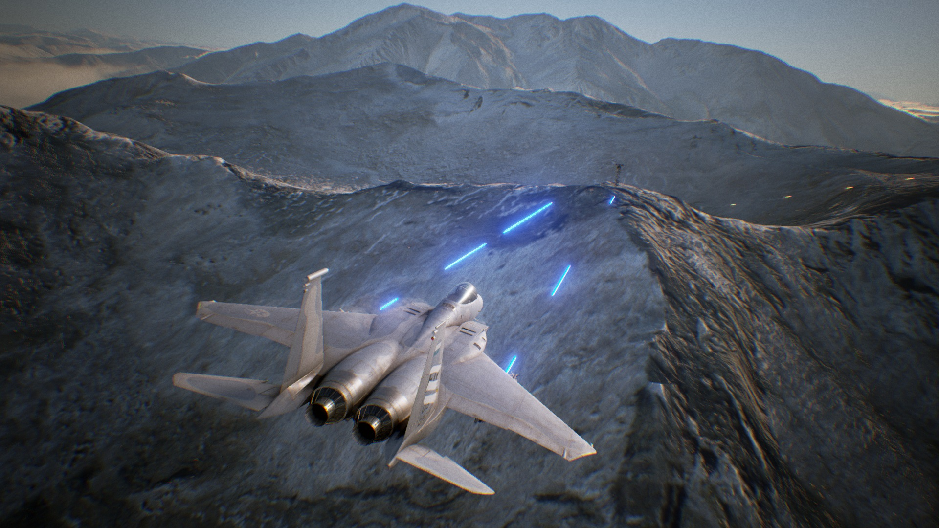 Screenshot from Ace Combat 7
