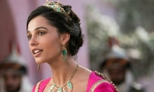 New Aladdin Photo Gives Us A Great Look At Princess Jasmine