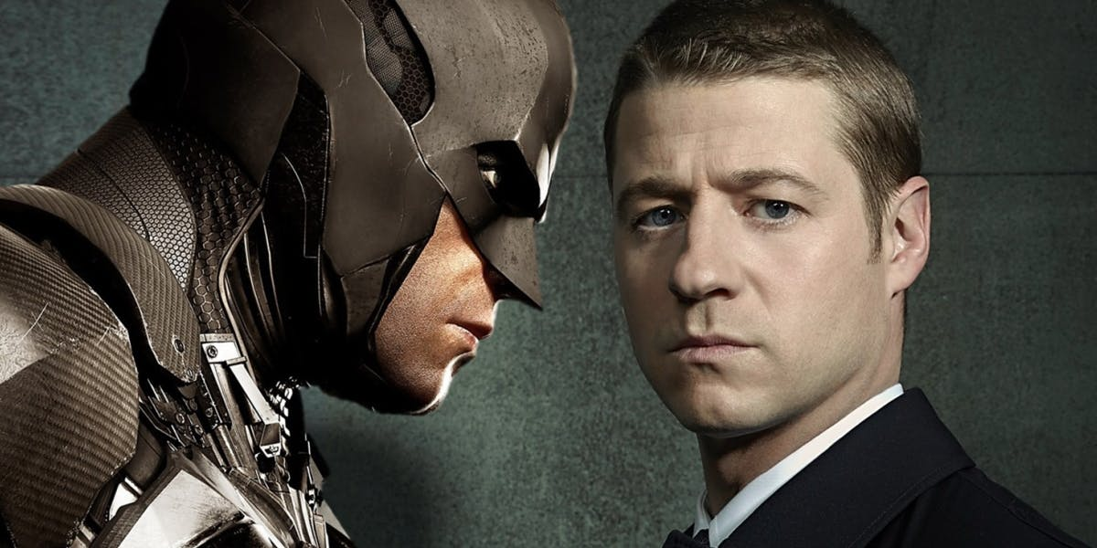 Batman was finally revealed at the end of Gotham's finale,