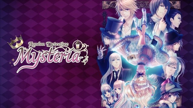 London Detective Mysteria Artwork