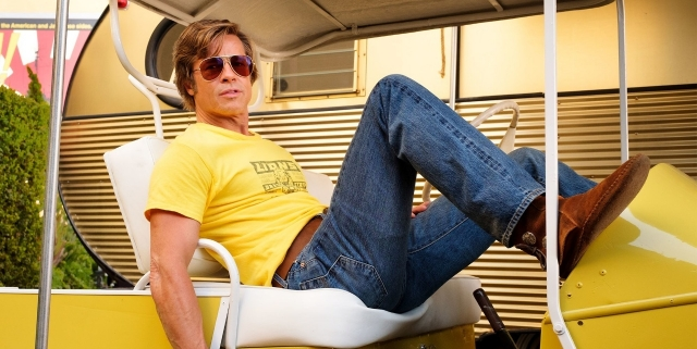 Once Upon a Time in Hollywood - Brad Pitt