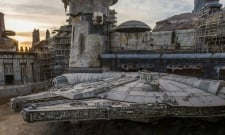 New Star Wars: Galaxy's Edge Ride Said To Be 28 Minutes Long