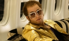 Taron Egerton Becomes Elton John In New Rocketman Promo