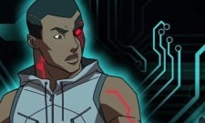 First Look At Cyborg On Young Justice: Outsiders Revealed