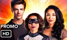 The West-Allen Family Come Together In New Promo For The Flash