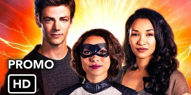 Flash family promo