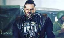 Bane Arrives In New Gotham Photos