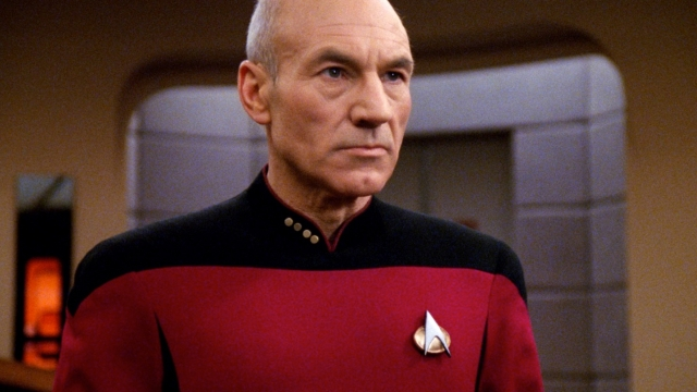 Captain Picard Star Trek