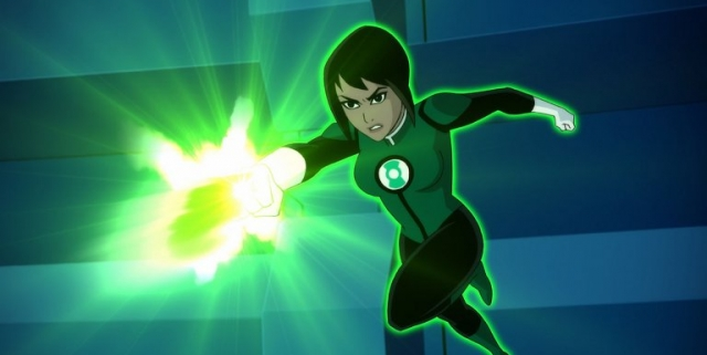 Jessica Cruz Justice League