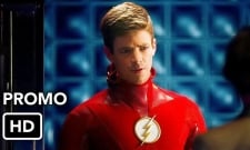 The Flash Is Seeing Red In Promo For Next Week's Episode