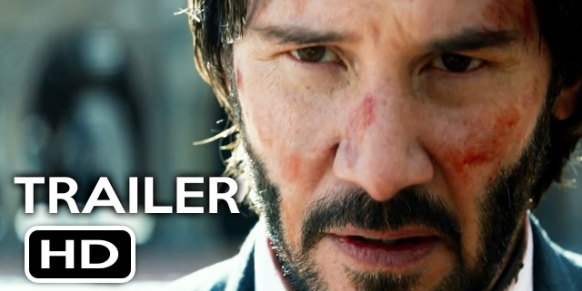 John Wick: Chapter 3 Trailer