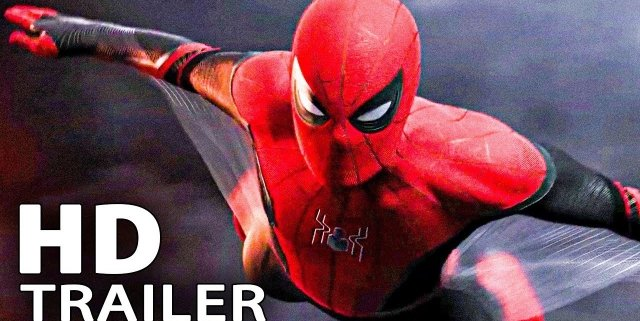 Spider-Man: Far From Home Trailer