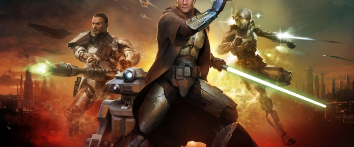 Big Star Wars Sale Hits Steam, Includes Knights Of The Old Republic