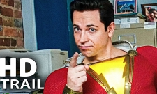 Second Full-Length Shazam! Trailer Offers Laughs, Heart And Action