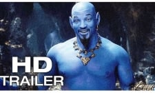 New Aladdin Trailer Finally Reveals Will Smith's Blue Genie