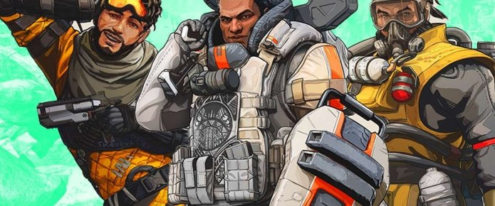 Two Cool New Weapons Are Coming To Apex Legends