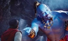 Will Smith Finds Humor In The Aladdin Genie Criticism