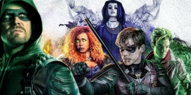 Arrow-Titans-Crossover-Not-Happening