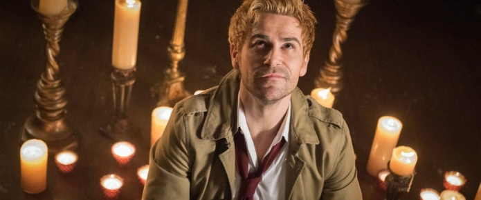 Swamp Thing Star Wants A Crossover With Constantine And Justice League Dark