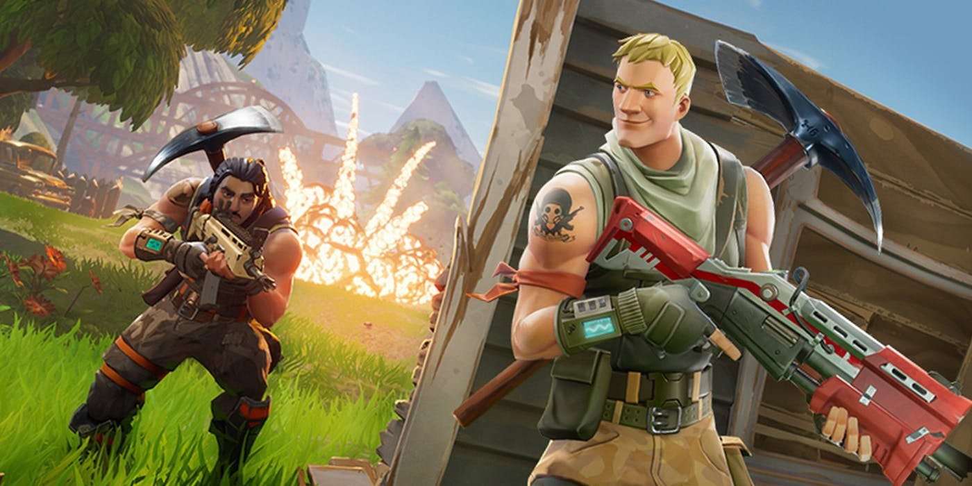 First Fortnite Season 8 Teaser Image Hints At Pirate Theme