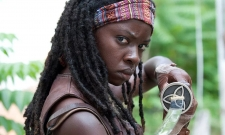 Michonne Attacks A Whisperer In First Walking Dead Season 10 Photo