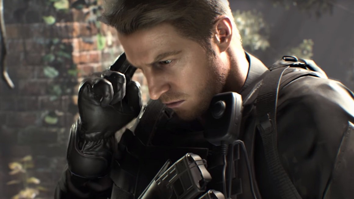 Capcom Reportedly Redesigning Chris Redfield For Future Resident
