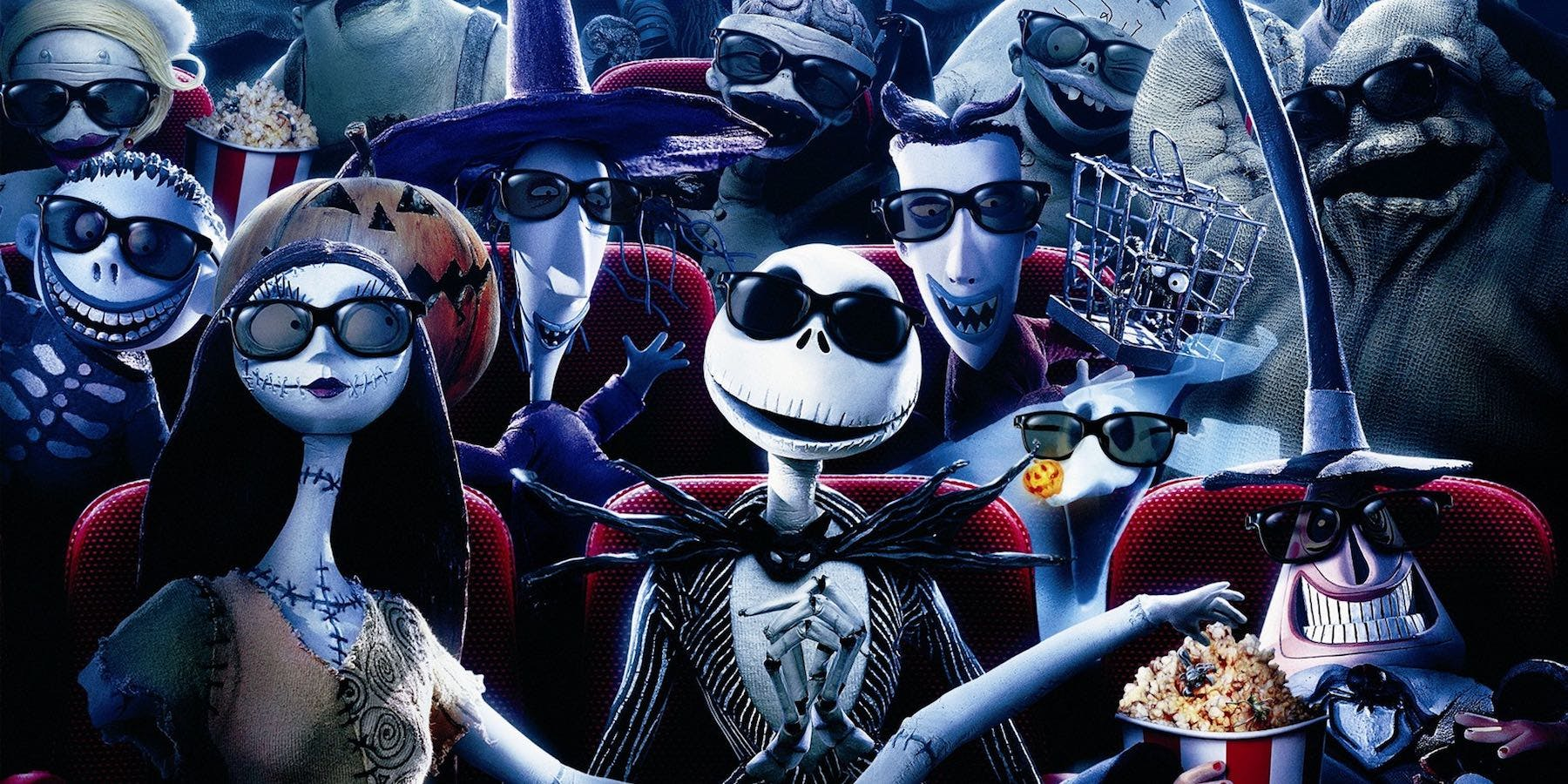Nightmare Before Christmas 3d 2020 Live Action Nightmare Before Christmas Reboot Still In Development