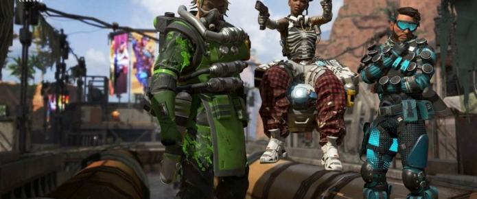 Apex Legends Leak Reveals New Characters And Abilities