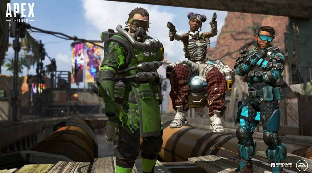 Five Star Auto >> Apex Legends Leak Reveals New Characters And Abilities