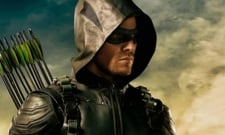 Oliver And Emiko Unite In New Arrow Photos