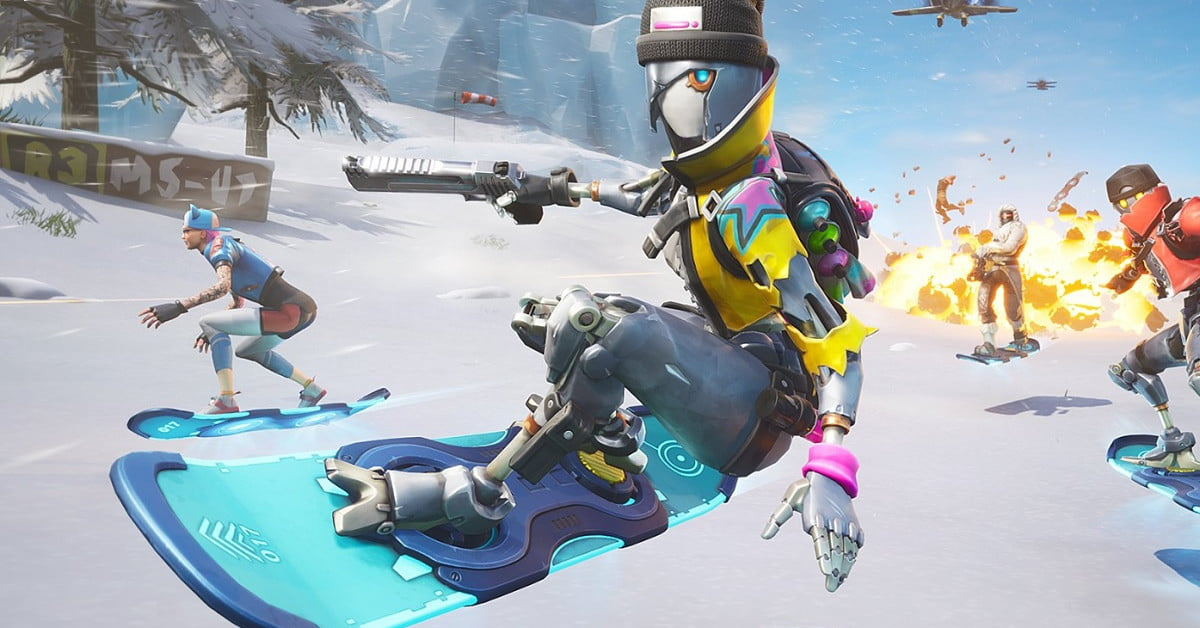 Fortnite On Switch No Longer Supports Cross-Play With Xbox