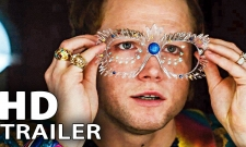 Dazzling New Rocketman Trailer Takes Flight