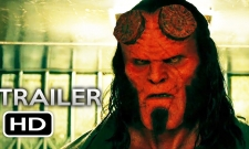 New Hellboy Promo Teases Tonight's Big Trailer