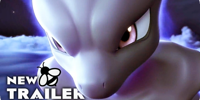 Mewtwo Strikes Back Evolution Trailer