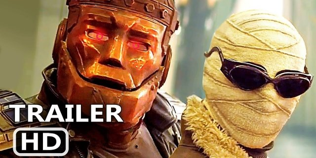 Doom Patrol Trailer