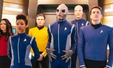 Saru And The Crew Return In New Star Trek: Discovery 3×02 Photos