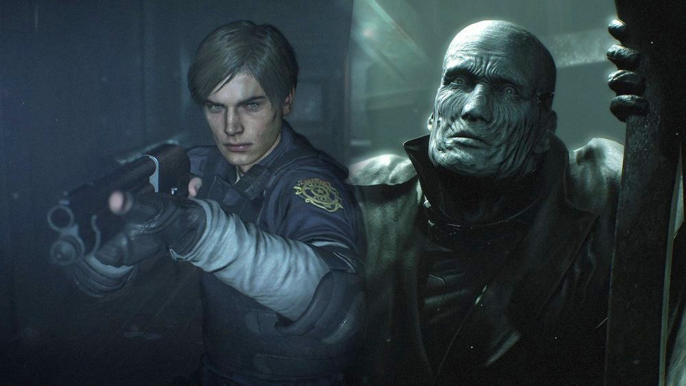 Capcom Confirms There S Only One Mr X In Resident Evil 2